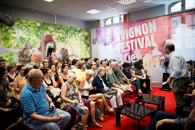 Conférence de presse de clôture du #OFF16