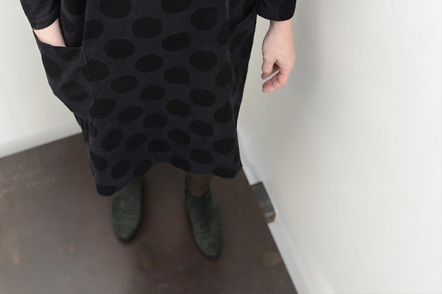 Japanese pattern book - dress