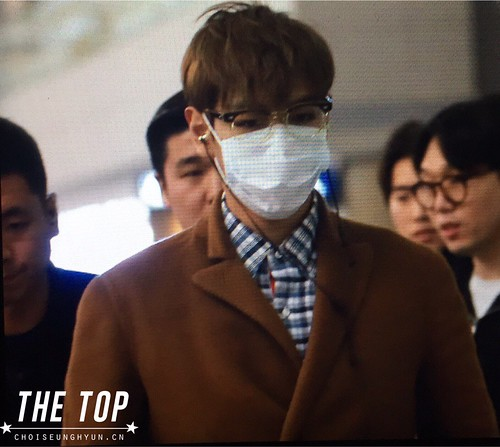 TOP - Incheon Airport - 05nov2015 - The TOP - 04