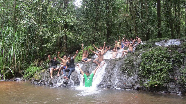 Dudsagar Waterfall Trip Goa