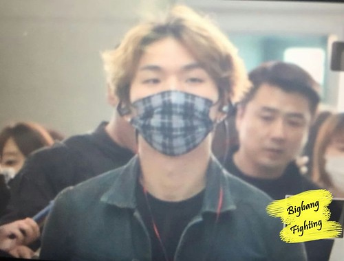 Big Bang - Incheon Airport - 24sep2015 - BigbangFighting - 15