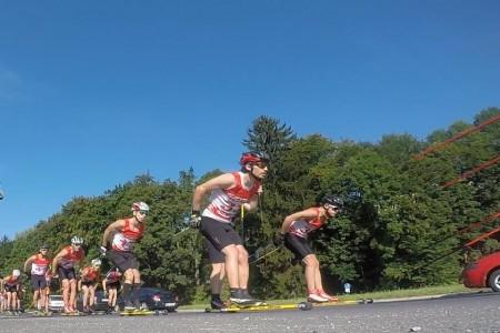 Závodní strategie – Výjezdy na kolečkových lyžích v Krkonoších
