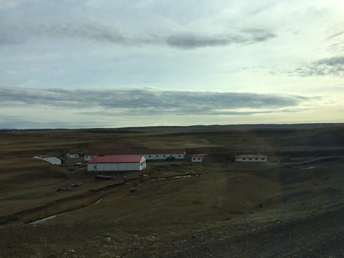 Bus de El Calafate (Argentine) à Puerto Natales: una estancia