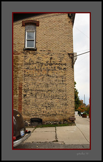 Very Faded Ghost Sign