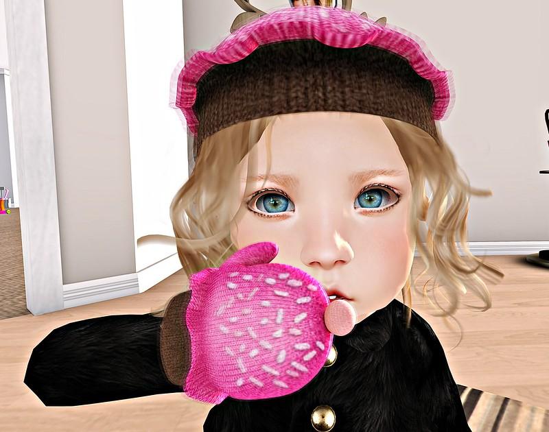 #08 - Sweet cupcake