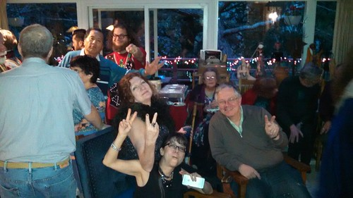 Locus Holiday Party