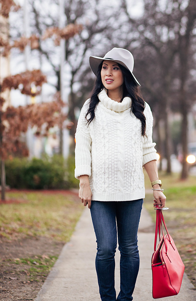 Fall/Winter Maternity Fashion
