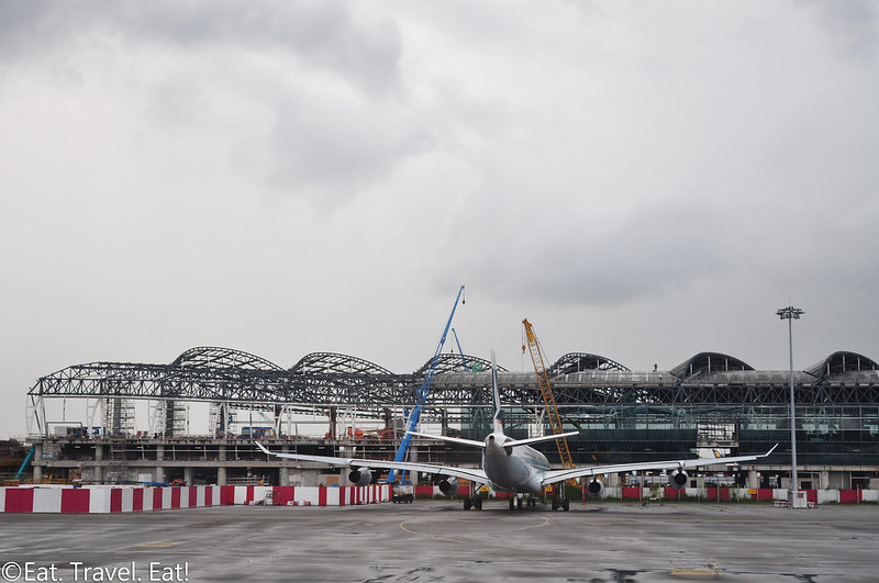 Hong Kong International Airport Construction