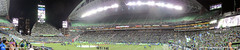 Sounders FC vs FC Dallas Panorama 11.10.14