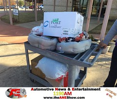 The ANE Show was proud to work with the #SPCA and help deliver much needed supplies!