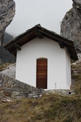 Chapel next to Hohe Brücke (Tefelsbrücke)