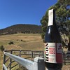 Gorgeous day out! Taking a couple of these bottle fermented ciders home with us.