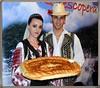 Folkloric traditions: Bread and salt/ Pâine si sare