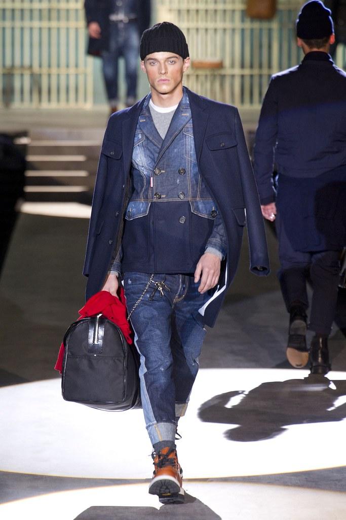 Robbie Wadge3681_FW14 Milan DSquared2(fashionising.com)