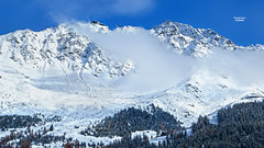 Les Attelas, seen from Verbier