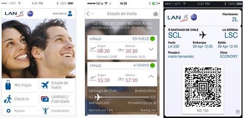 LAN aplicación movil (LAN)