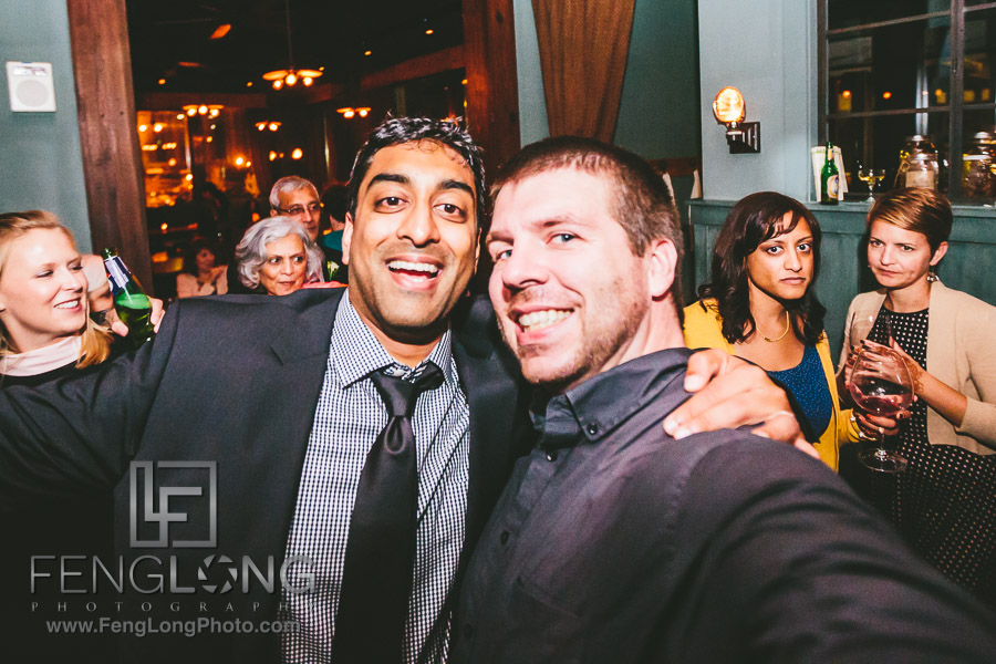 Atlanta Indian Fusion Wedding at Empire State South