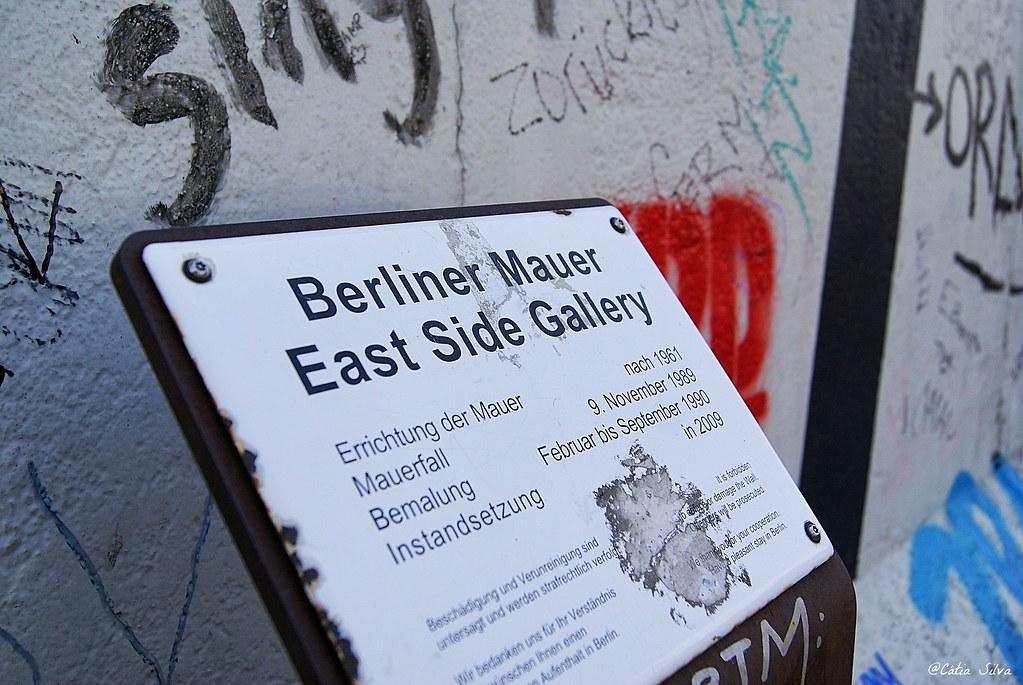Around Berlin (13) Muro de Berlin
