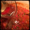 #Homemade #Bolognese Sauce - 3/4 cup of white #Wine pref. #PinotGrigio