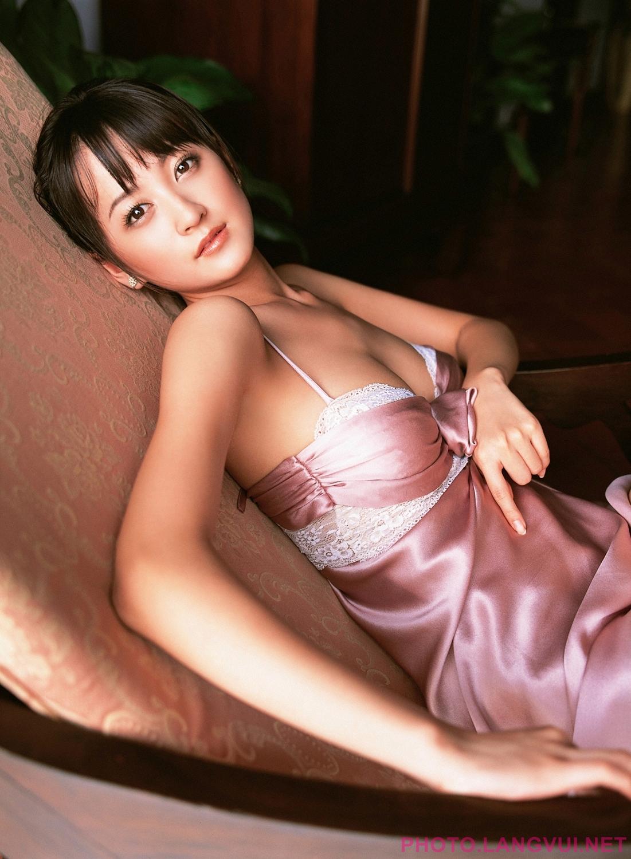 YS Web Vol 203 Ayaka Komatsu SEXY
