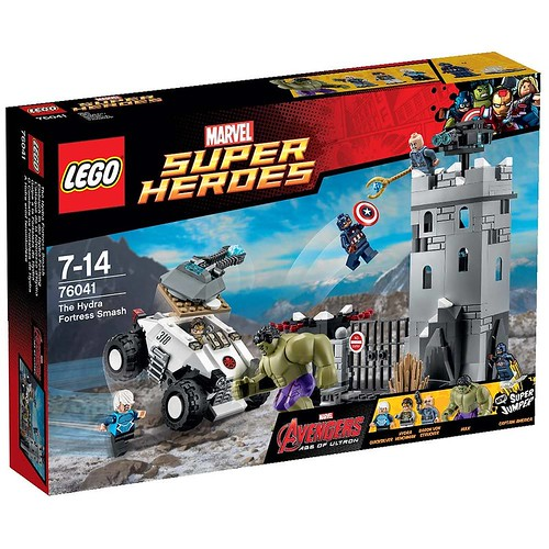 LEGO Marvel Super Heroes 76041