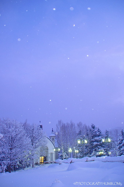 雪の美術館2