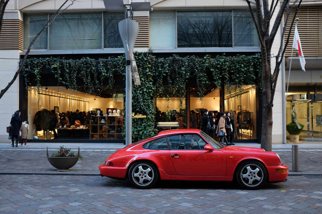 Porsche 911(964) 2014/01/02 X1003504