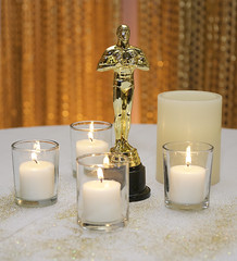 decor, candle, glass, candle holder,