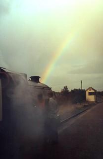 89-026 An Austerity, steam and a rainbow