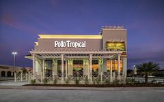 Pollo Tropical Restaurant - West Facade