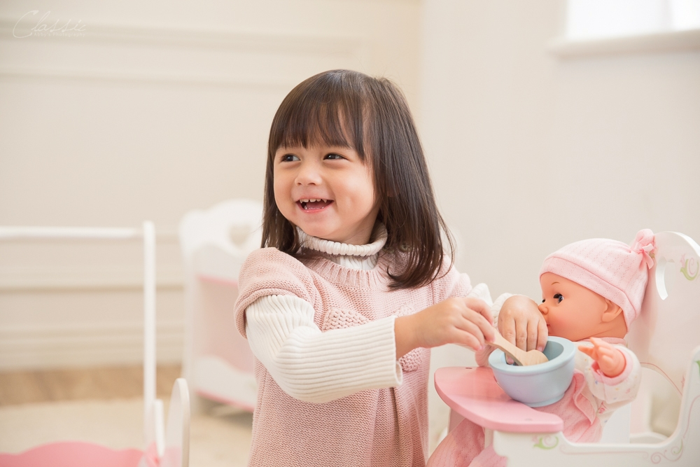 KCFriends嬰幼兒玩具商品攝影師Baby Photographer