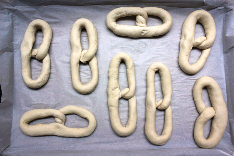 Philly-Style Soft Pretzels