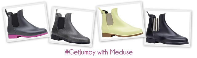 #GetJumpy with Meduse and Win a Pair of Jumpy Rain Boots!