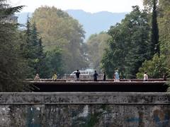 Bridges on the Lanë river