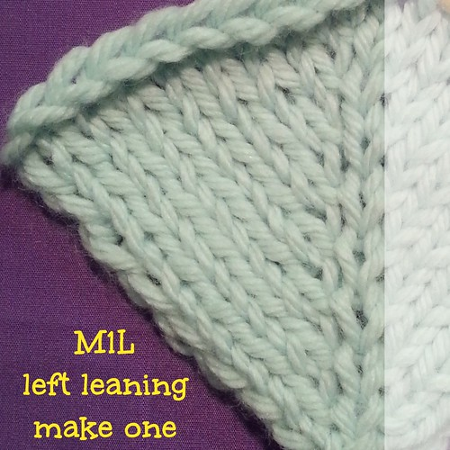 Knitting Stitches M1l : Stitchopedia ~ M1R and M1L Tutorial with Video Jessie At Home
