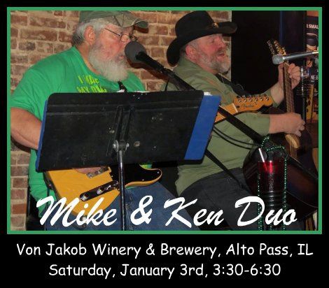 Mike & Ken Duo 1-3-15