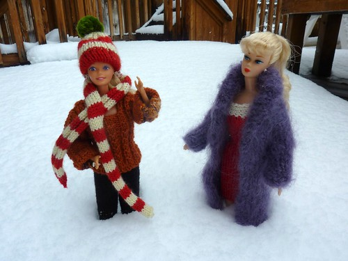 Barbie Snow Day 3