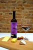 A night of Carignan and cheese at home