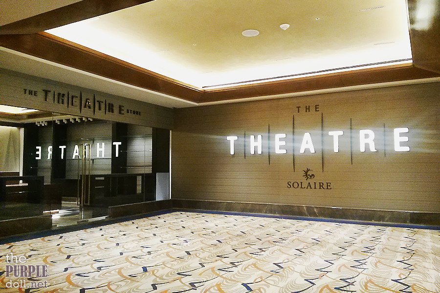 The Theatre at Solaire Sky Tower