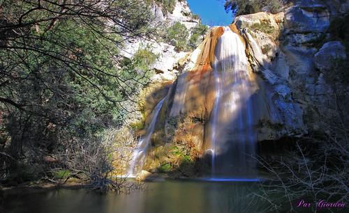 Et voila la cascade