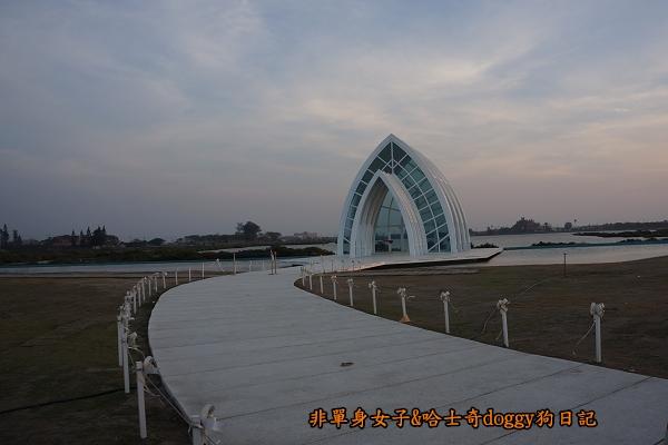 台南北門遊客中心婚紗美地水晶教堂36