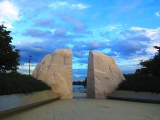 MLK Memorial, DC