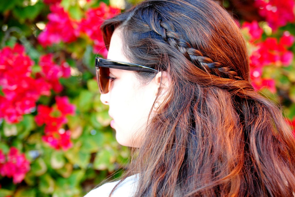 Braids and Bougainvillea