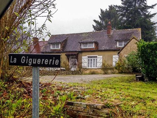 La Giguerie, Tourouvre