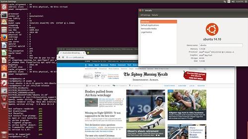 Meegopad Linux Ubuntu