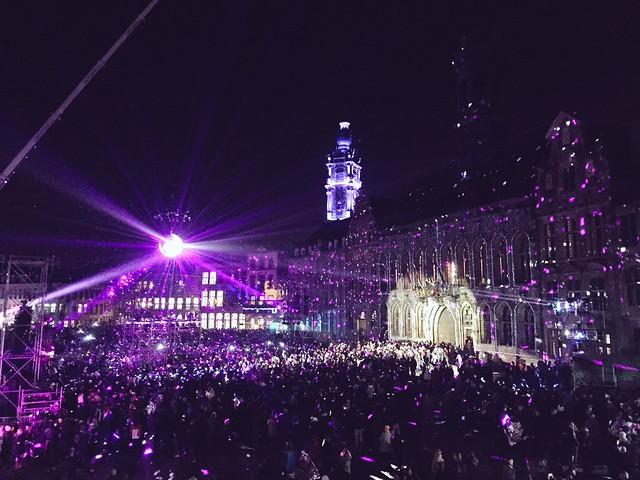 Fiesta de inauguración de Mons 2015