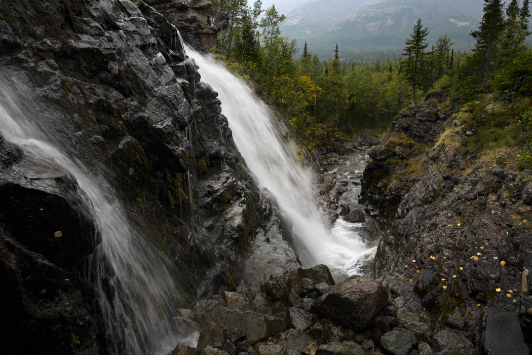 """Krasiviy"" Waterfall"