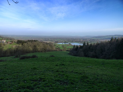 Great Witcombe - View from a Cache