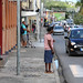 Small photo of Marigot Sidewalk