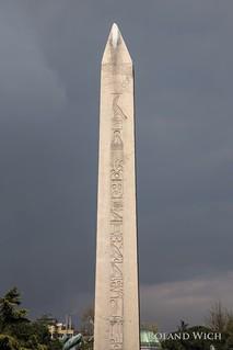 Istanbul - Obelisk of Theodosius